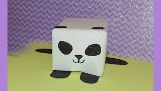 Panda Gift Box Idea Thumbnail