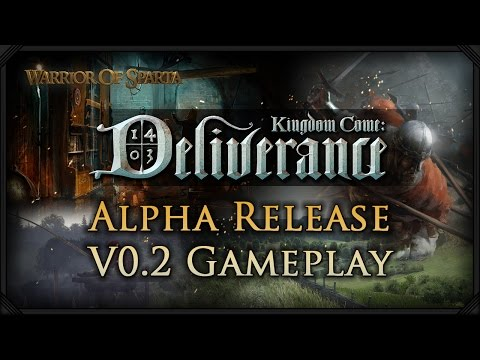 Kingdom Come: Deliverance Gameplay - Alchemy Min-Game & Quest! (Alpha v0.2)