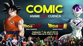 COMIC ANIME FEST CUENCA 2018