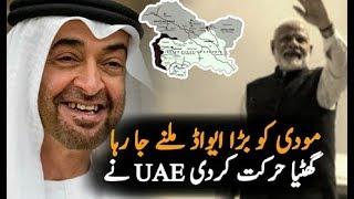 UAE Give Big Civi Award To Narendra Modi