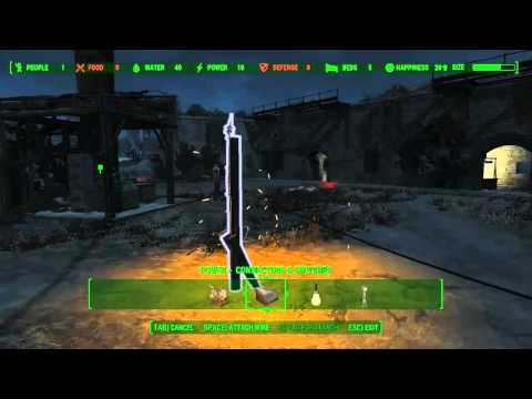 Fallout 4 - Taking independence - How to power the transmitter/radio