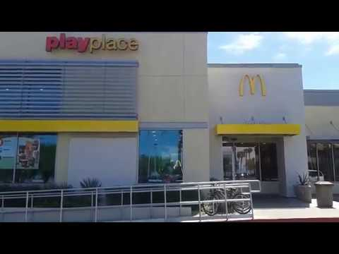 My Second 2017 Visit to McDonald's (on Valle Verde Drive) - Henderson, NV - 8/27/2017