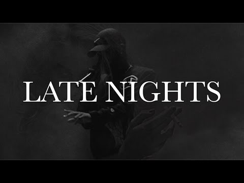 Bryson Tiller Type Beat - Late Nights (Prod by @KidJimi)