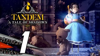 Tandem: A Tale of Shadows - Gameplay Walkthrough Part 1 - Intro & Chapter 1 (PC)