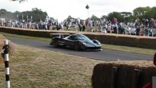 Pagani Zonda R 2009 Videos