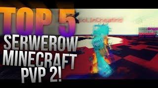 Minecraft TOP 5 : SERWERY PVP [PREMIUM/NONPREMIUM] 2
