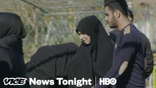 Drunkest Teens In Europe & Iran Graves: VICE News Tonight Full Episode (HBO)