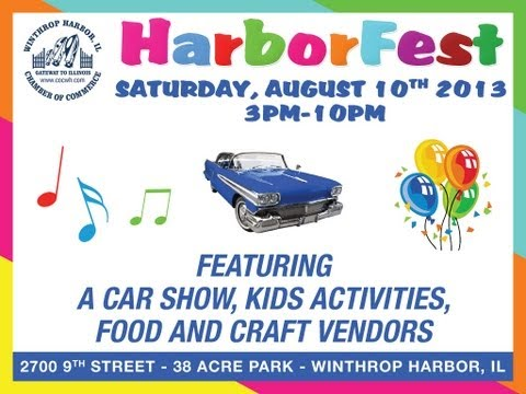 Winthrop Harbor Chamber Of Commerce   HarborFest