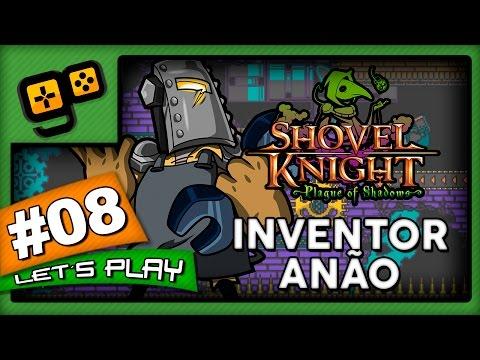 Let's Play: Plague of Shadows [Wii U] - Parte 8 - Inventor Anão