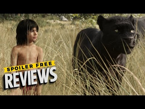The Jungle Book Spoiler Free Review