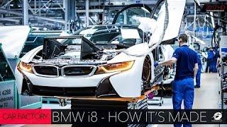 Proses perakitan mobil BMW...kerennnn!!!!!!