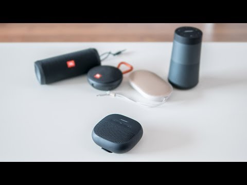 Bose Soundlink Micro - review & soundcheck
