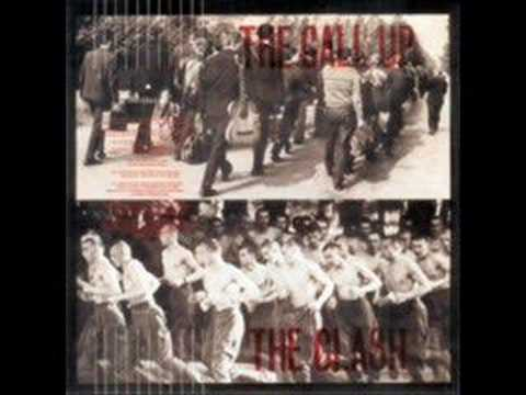 The Clash - The Call Up [Single] mp3