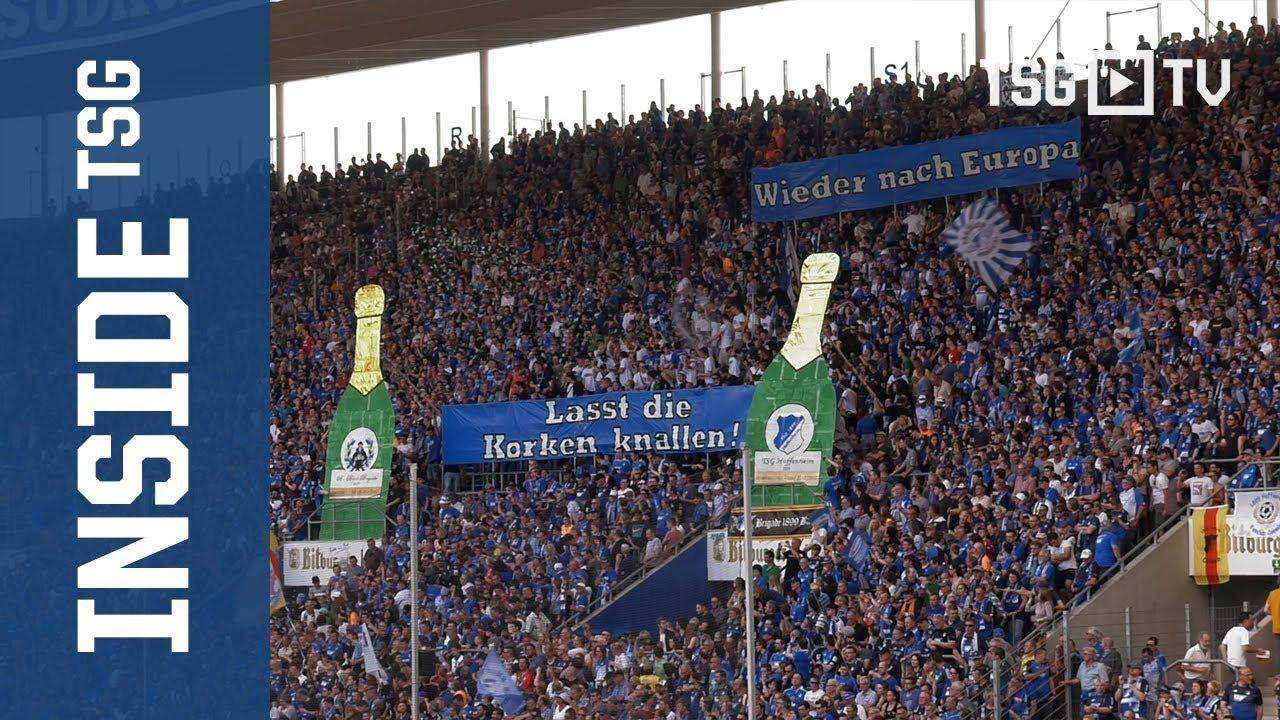 Tsg Träume Werden Wahr Der 34 Spieltag 20172018 Im Rückblick