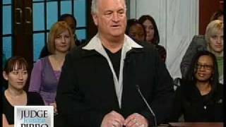 Joey Buttafuoco wants cash, not sex   Judge Pirro