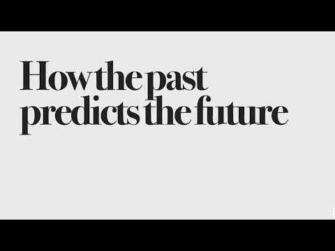 How The Past Predicts the Future (Short Talk)