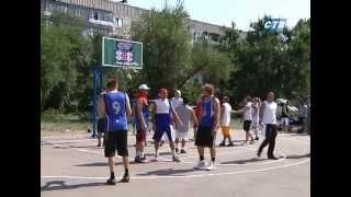 Стритбол в Северодонецке