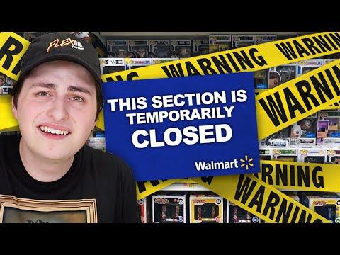 Walmart Won't Let Me Buy Funko Pops!