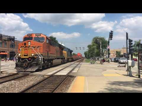 OUTSTANDING day Railfanning the LaGrange Metra rush!!!!!!