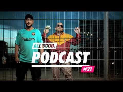 ALL GOOD PODCAST #21: Celo & Abdi