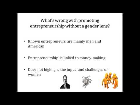 Entrepreneurship as a Path Towards Personal and Professional Empowerment for Teenage Girls