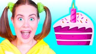 Pat una canción de pastel - Canción Infantil | Canciones Infantiles con LaLa