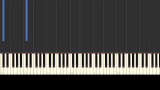 [ADVANCED] The Chronicles of Narnia - The Battle (Piano Virtuoso) - Synthesia Piano Tutorial
