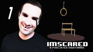 Imscared: A Pixelated Nightmare | Pixel Horror Game (1) - I Am So Confused!