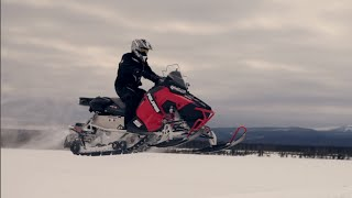 2015 Polaris Switchback Pro S Review