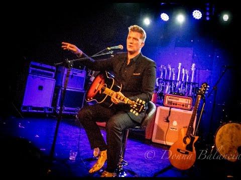 Josh Homme, Matt Sweeney cover Johnny Cash @Teragram 12/14/16