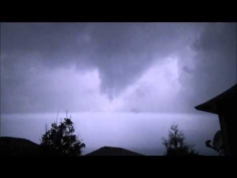 Thunder & Lightening - Prior to F1 Tornado