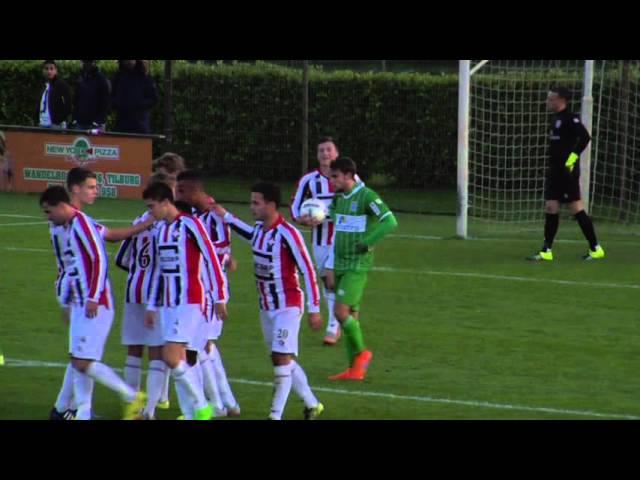 Samenvatting Jong Willem II - Jong PEC Zwolle