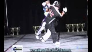 Jason Tankson-Bourelly v Chris Milares - 2004 AKA Grand Nationals