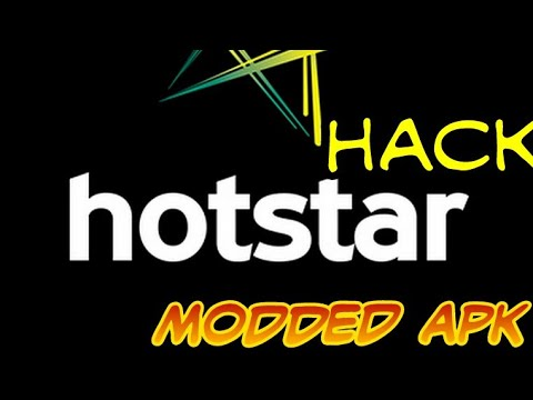 Hotstar Modded apk Hack All Features Unlocked premium