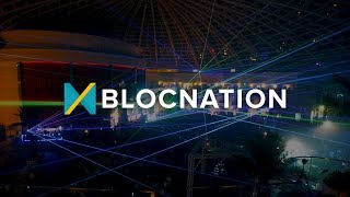 Blocnation - World's First dICO Launch Party