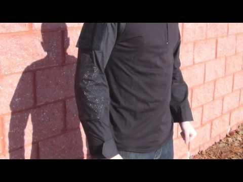 Rothco's 1/4 Zip Combat Shirt