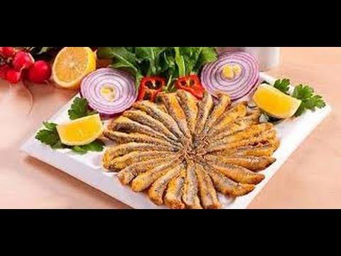 Fish Fillet turkiye style hamsi  ve ...