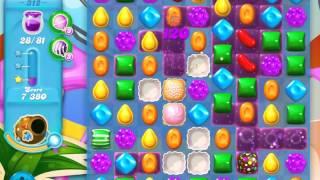 Candy Crush Soda Saga Level 312 (2nd nerfed, 3 Stars)