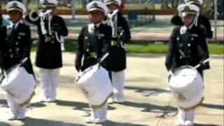 banda de guerra honor y lealtad tuxtepec wmv