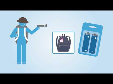 Aéroports de Lyon : Mon bagage est prêt pour passer les contrôles de sûreté