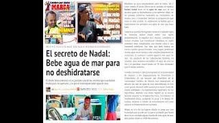 EL AGUA DE MAR  CURA TODO RENE QUINTON CORONAVIRUS NADAL