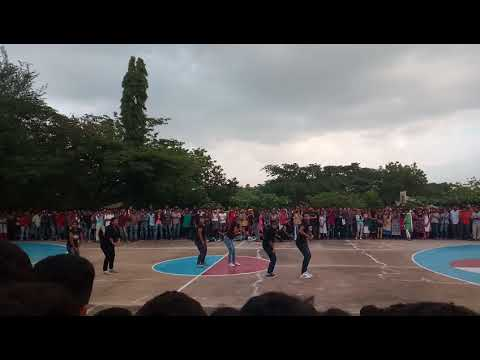 Mgit college Flash mob 2k17