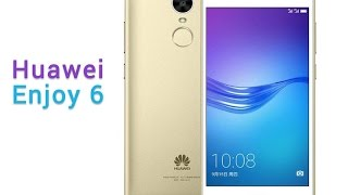 Huawei Enjoy 6 With 13-Megapixel Camera, 4100mAh Battery Launched