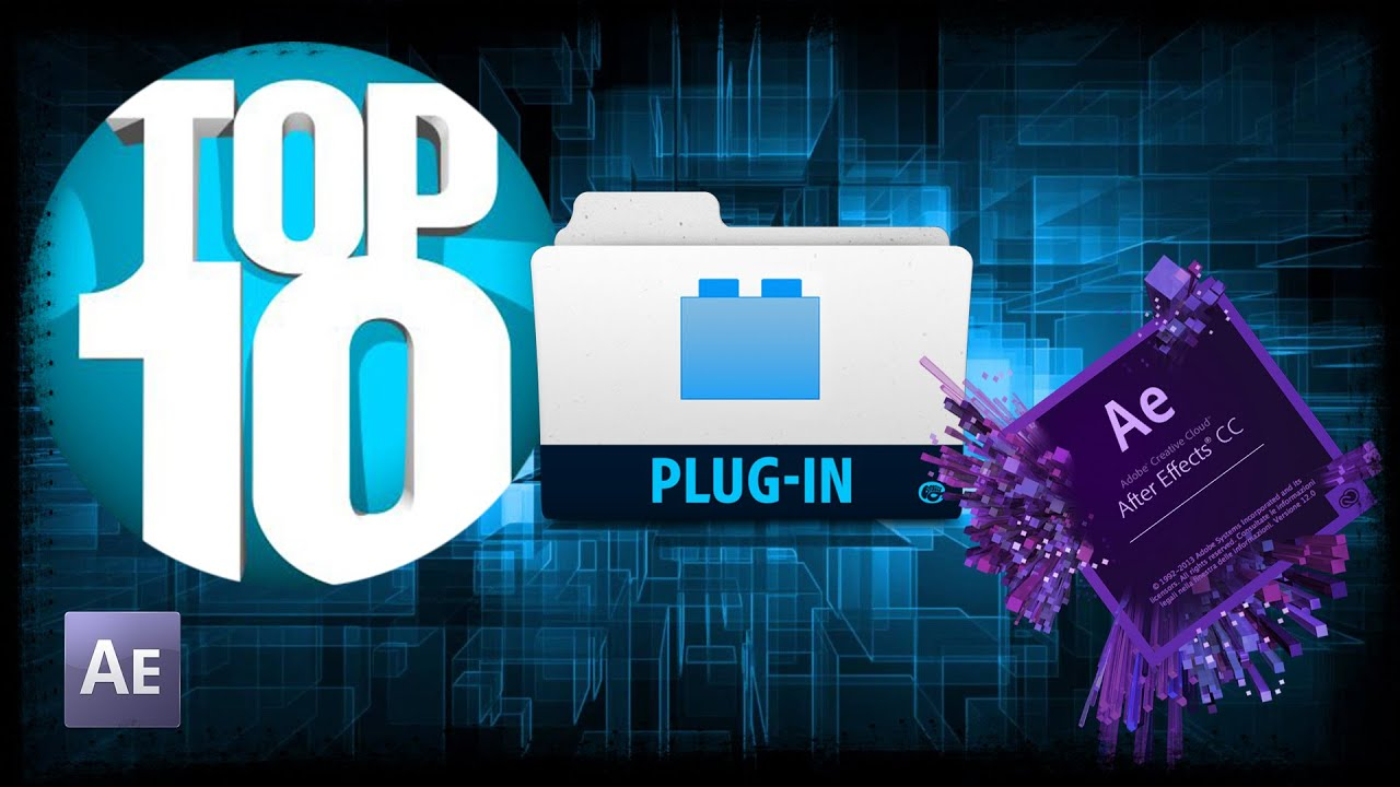 Top 10 Best After Effects Plugins You should have - YouTube