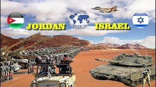 Jordan VS Israel Military Power Comparison 2018