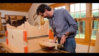 Six Board Chest With Christopher Schwarz - Trailer