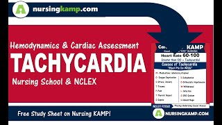 What areTachycardia causes cardiac school Nursing Student NCLEX 2019 nursing kamp