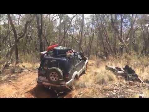 Avoca 4WD Trip December 2014