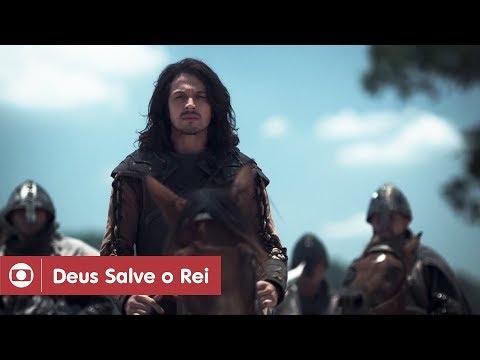Deus Salve O Rei: capítulo 34 da novela, sexta, 16 de fevereiro, na Globo
