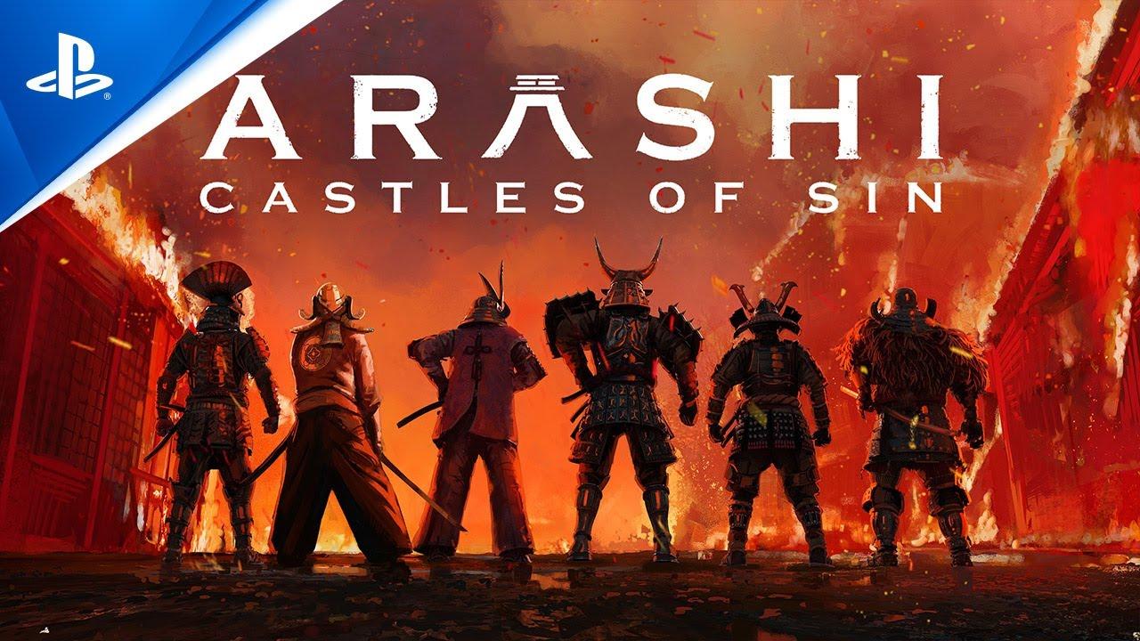 Arashi: Castles of Sin - Launch Trailer | PS VR